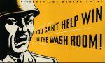 (33269) WWII, War Industry, Propogranda Posters, 1940s