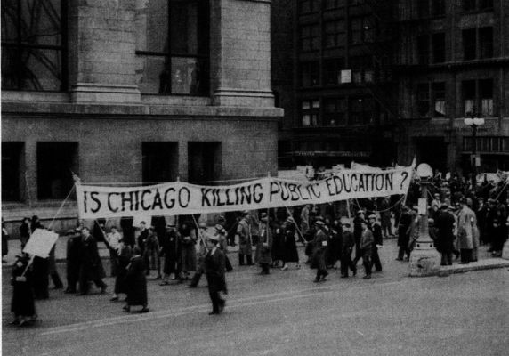 Walter P. Reuther Library Chicago Teachers' Union (CTU ...