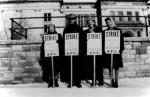 Teachers, pickets, St. Paul, Minnesota
