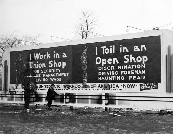 (10309) Ford Organizing, Detroit, Michgian