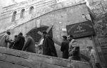 (10706) Pilgrims, Via Dolorosa, Jerusalem, Israel, 1978