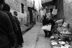 (10707) Merchants, Via Dolorosa, Jerusalem, Israel, 1978
