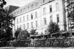 (11132) Base Hospital #17, Truck Convoy, Dijon, France, 1917