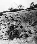 (11133) Soldiers, Trenches, France 1917