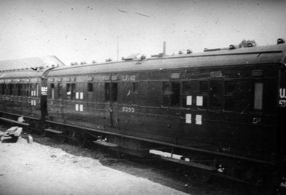 (11142) Hospital Train, Dijon, France, 1917