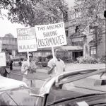 (DN_1119_1) NAACP, Pickets, Housing Discrimination, Detroit, 1963