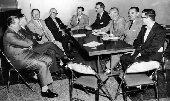 (11371) Auto Industry, Unemployment, 1956