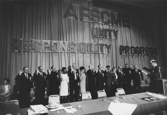 (11396) 1964 AFSCME Convention