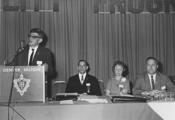 (11401) 1964 AFSCME Convention