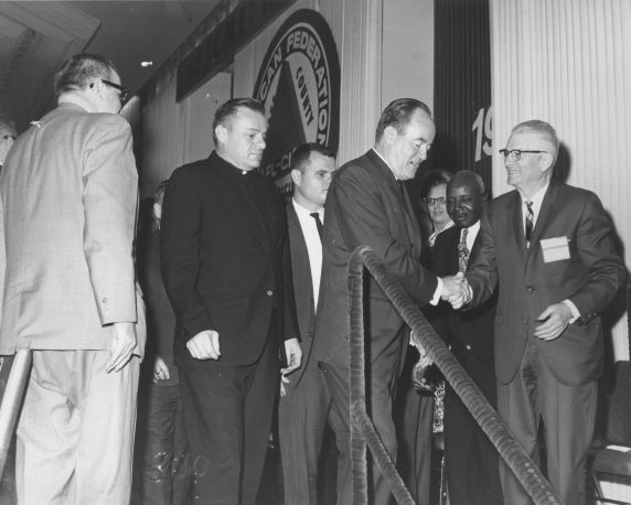 (11412) 1966 AFSCME Convention
