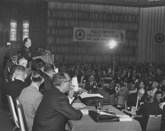 (11416) 1966 AFSCME Convention