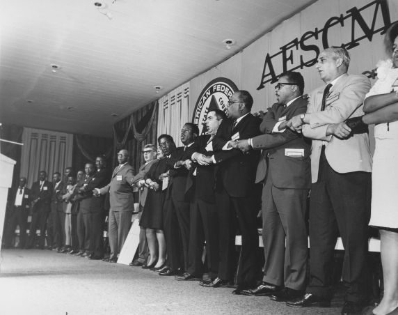 (11423) 1968 AFSCME Convention