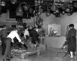 (11466) University Television, WTVS-TV, Channel 56, Programs, Detroit, Michigan, c. 1950s