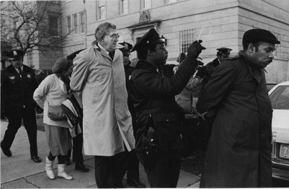 (11476) Owen Bieber, Marc Stepp, Arrests, South African Embassy, Washington, DC