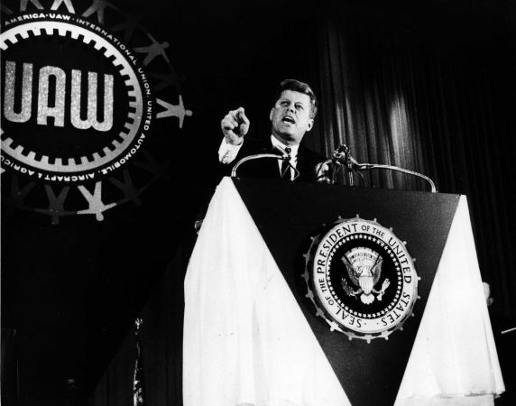 (11525) Conventions, Kennedy, Atlantic City, New Jersey, 1962