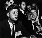 (11528) Kennedy, Woodcock, Convention, Atlanic City, New Jersey, 1959