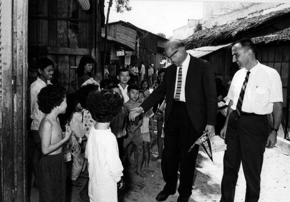 (11549) Victor Reuther, Vietnam, 1965