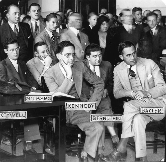 (11648) Purple Gang, Collingwood Massacre Trial, 1931