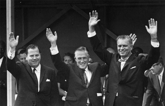 (11885) Parades, Labor Day, Detroit, 1964