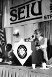 (11956) Leon Davis, SEIU/1199 Healthcare Conference, 1981