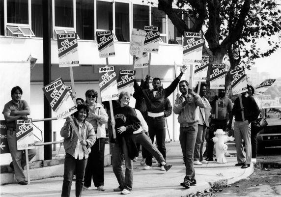 (11962) Local 250, Strike, Kaiser, 1988