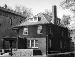 (12076) Wayne State University, Campus, Buildings, Alumni House