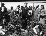(12279) Ford Hunger March, Funerals, Woodmere Cemetery, 1932
