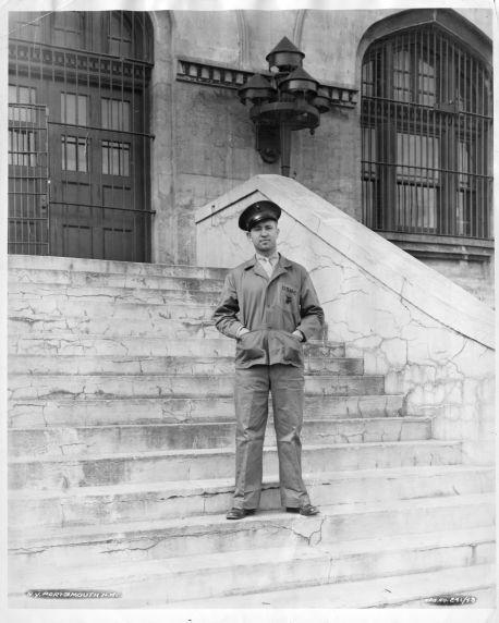 (12384) US Marine Corps, AFSCME Member, 1943