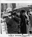 (12393) CSEA, AFSCME, Demonstration, Layoffs, 1980s