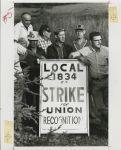 (12394) Local 1834 on Strike, Garrett County, Maryland