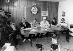 (12433) AFSCME Iowa Council 61 corrections press conference, 1983