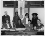 (12485) AFSCME Chicago Public Library Employees membership drive, 1966