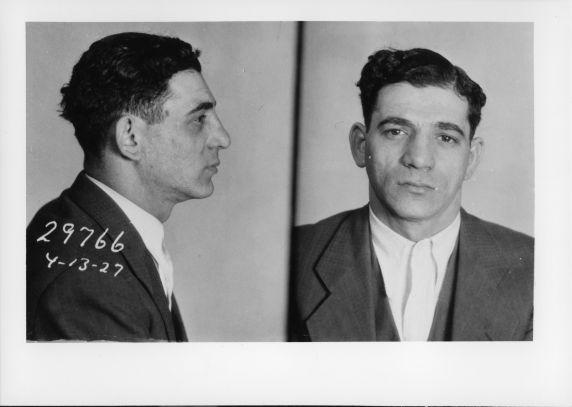 (12497) Purple Gang, Arrests, Axler, 1927