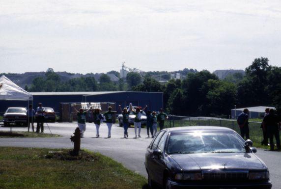 (12499) AFSCME Local 3280 members walk off the job, Anna, IL