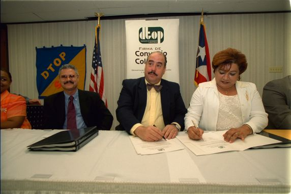 (12527) AFSCME Puerto Rico Local 3889 first contract