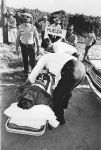 (1323) Cayento Esquival injured during the Coachella Strike