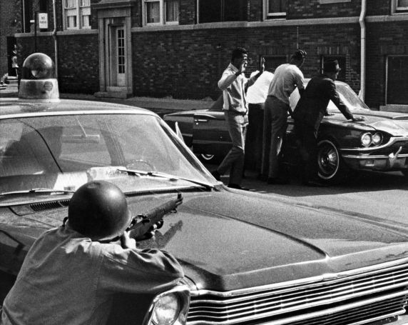 (1345) Riots, Rebellions, Civil Unrest, Detroit, July 1967