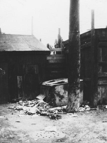 (1608) Depression, Hoovervilles, Detroit, 1930s