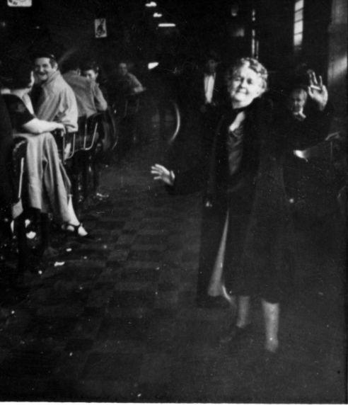 (1688) Poverty Scenes, Michigan Ave., Detroit, 1950s