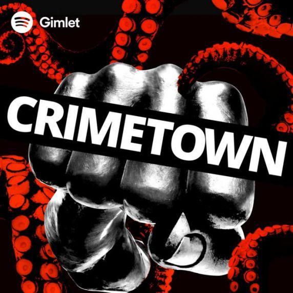 Crimetown, Season 2 logo, 2018
