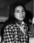 (193) Portrait, Dolores Huerta, circa 1975