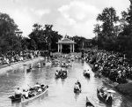 (19457) Parks, Belle Isle, Recreation, Detroit, 1910s