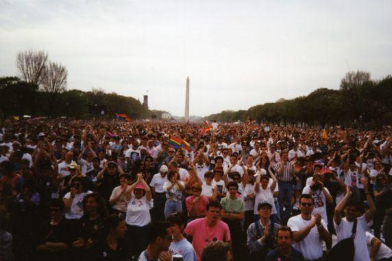 (35977) 1993 March on Washington