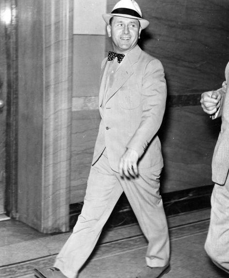(25254) Harry Bennett, NLRB Hearings, Battle of the Overpass, July 1937