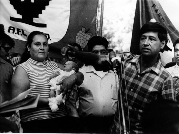 (246) Union Birth Benefit program, Cesar Chavez