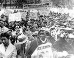 (24839) NAACP, Demonstrations, State Capitol, Lansing, 1960
