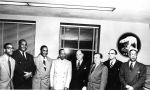 (24854) NAACP, Officers, Detroit, 1955