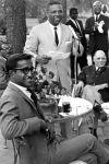 (24855) NAACP, Receptions, Damon J. Keith, Sammy Davis, Jr., 1960