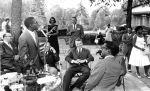 (24856) NAACP, Receptions, Art Johnson, Sammy Davis, Jr., 1960