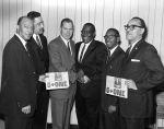 (24863) NAACP, Groups, Mayor Cavanagh, Detroit, 1960s
